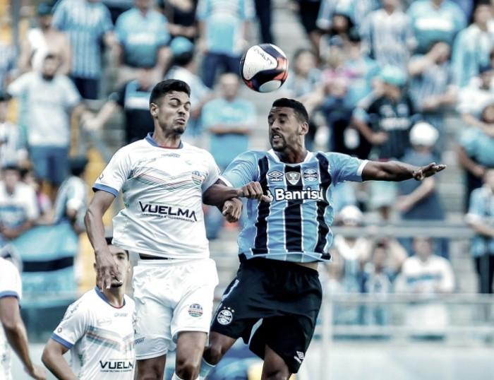 Veranópolis e Grêmio se enfrentam pelo jogo de ida das quartas de final