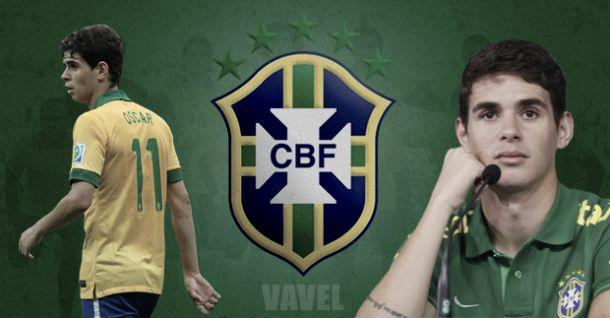 Rumo à Copa: Oscar