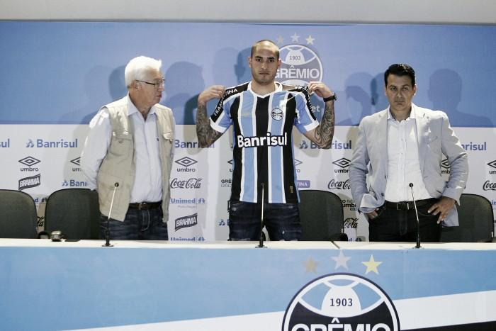 Diretor executivo Rui Costa e vice de futebol Cesar Pacheco deixam Grêmio após eliminação