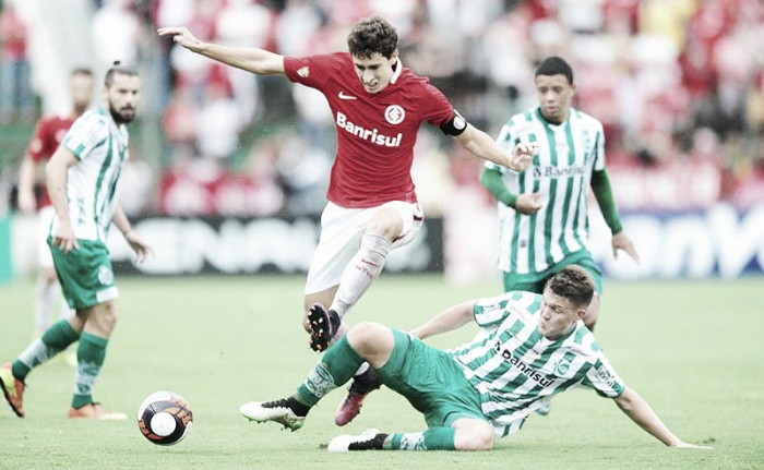 Juventude leva vantagem sobre Internacional no histórico do Campeonato Brasileiro