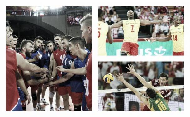Championnats du Monde de volley-ball 2014 (Groupe A) : la Pologne prophète chez elle, le Venezuela et le Mexique engrangent