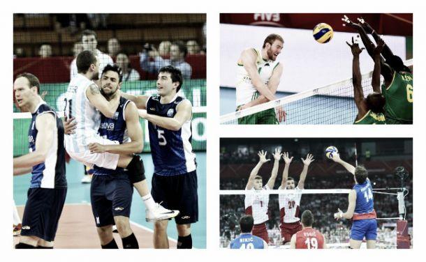 Championnats du Monde de volley-ball 2014 (Groupe A) : la Pologne, l'Australie et l'Argentine débutent bien