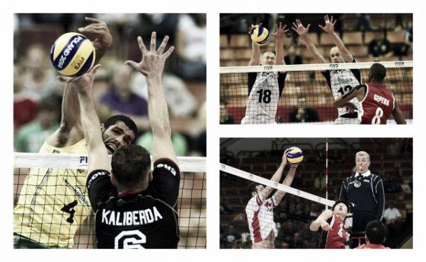 Championnats du Monde de volley-ball 2014 (Groupe B) : le Brésil et la Corée commencent bien, la Finlande renversante