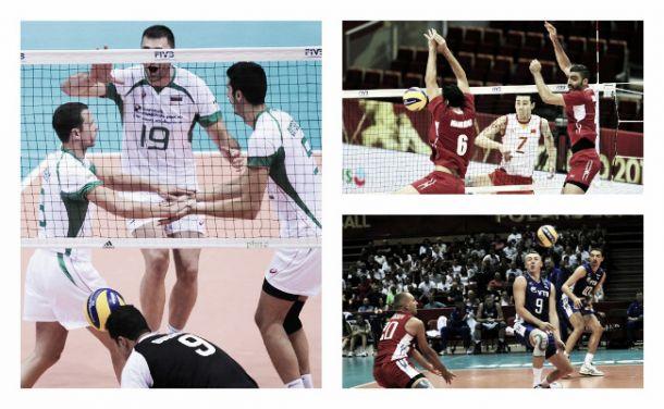 Championnats du Monde de volley-ball 2014 (Groupe C) : la Russie, la Bulgarie et la Chine débutent bien