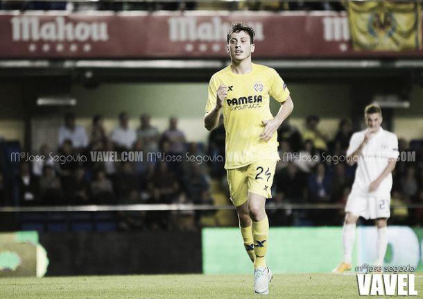 Espinosa pone rumbo a Almería en calidad de cedido