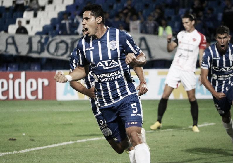 Diego Viera, el ''Patrón'' que clasificó