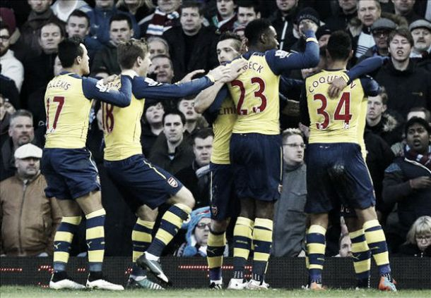 L'Arsenal risale la china: 2-1 sul campo del West Ham