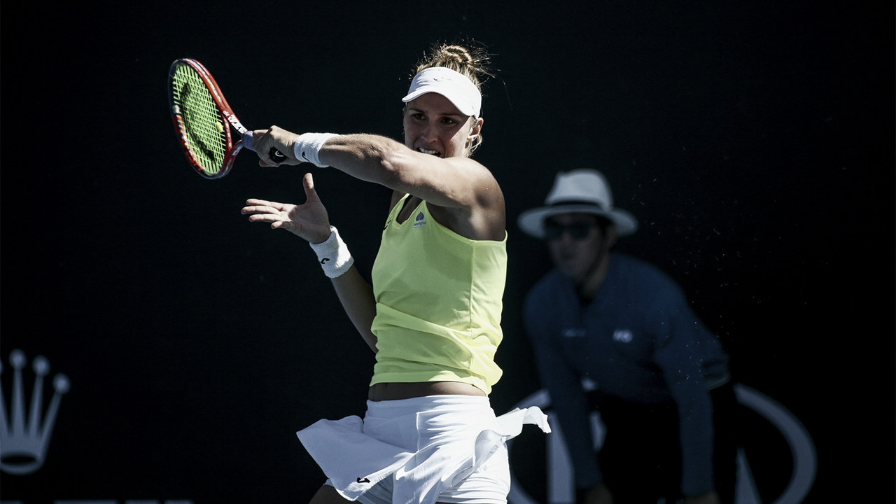 Monteiro é derrotado, mas Bia Haddad fura o quali do Australian Open