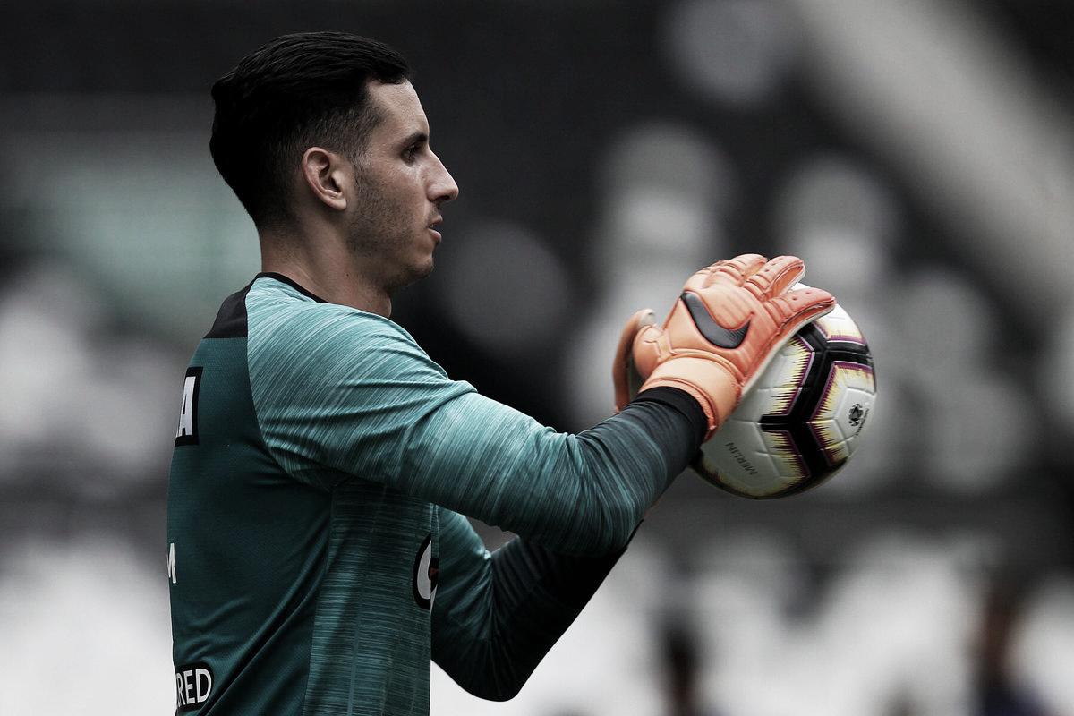 Gatito é convocado pela Seleção Paraguaia e desfalcará Botafogo na Taça Rio