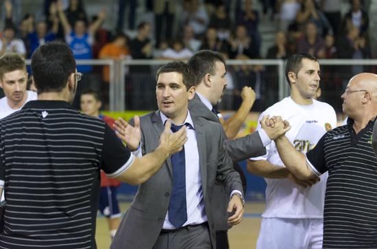 Sergio Mullor, destituido como técnico de Marfil Santa Coloma