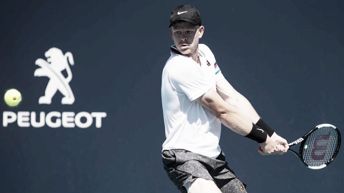 Preciso nos momentos decisivos, Edmund bate Raonic e avança às oitavas do Masters 1000 de Miami