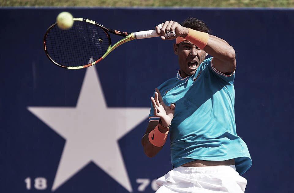 Em um dos clássicos do tênis, Nadal bate Ferrer e avança às quartas do ATP 500 de Barcelona