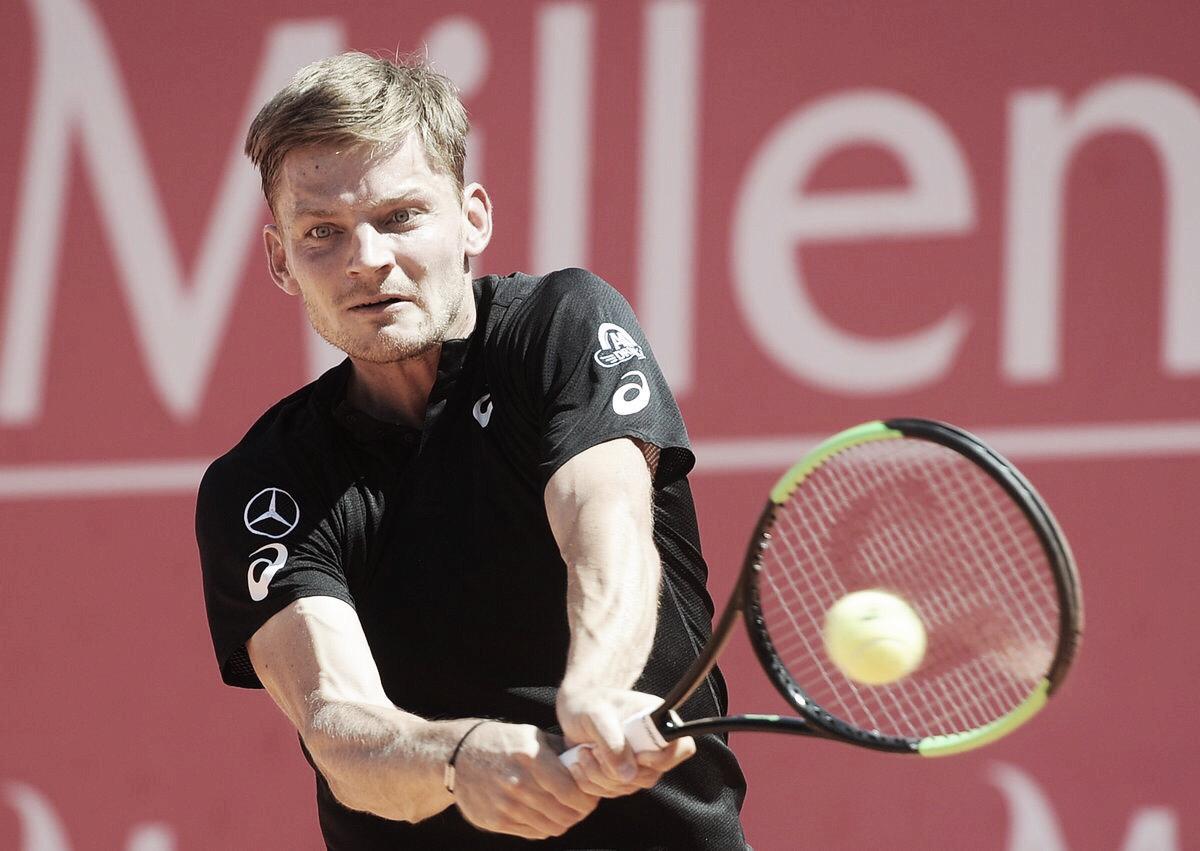 Goffin vence Sousa com tranquilidade e se garante nas quartas do ATP 250 de Estoril