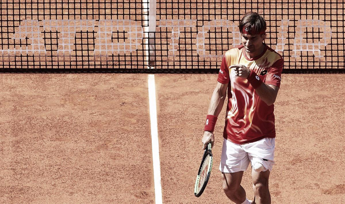 Ferrer passa por Bautista Agut, avança em Madrid e adia aposentadoria do tênis