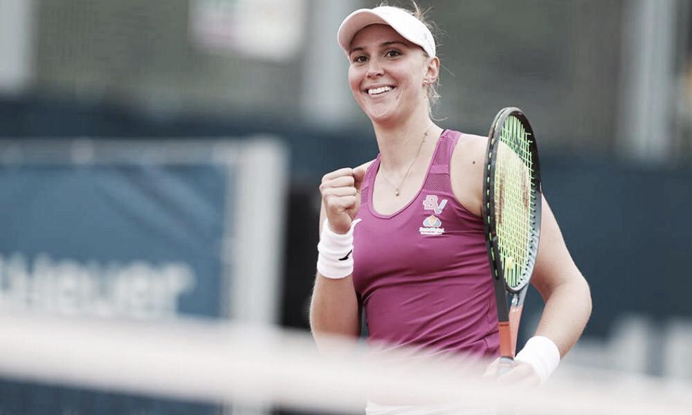 Bia Haddad vence Ormaechea de virada e avança à segunda rodada no quali de Wimbledon