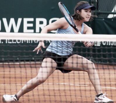Após furar o quali, Gabriela Cé bate Garcia-Perez na primeira rodada do WTA de Palermo