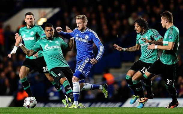 Chelsea vs Schalke 04: LIVE Stream and Football Scores of UCL 2014