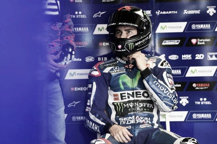 """Jorge Lorenzo: """"Podemos afinar todo un poco y ser más rápidos"""""""