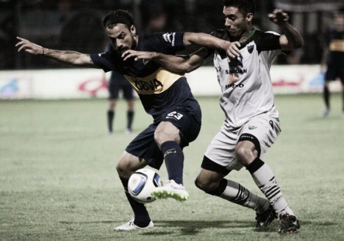 San Martín de San Juan - Boca Juniors: con el historial a favor