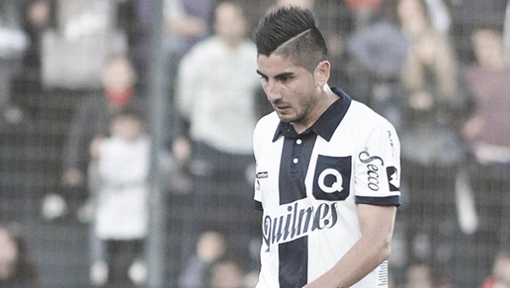 Quilmes se refuerza con Alan Alegre
