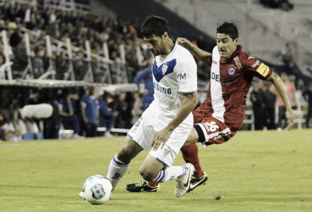 Resultado Argentinos Juniors - Vélez Sarsfield 2014 (2-1)