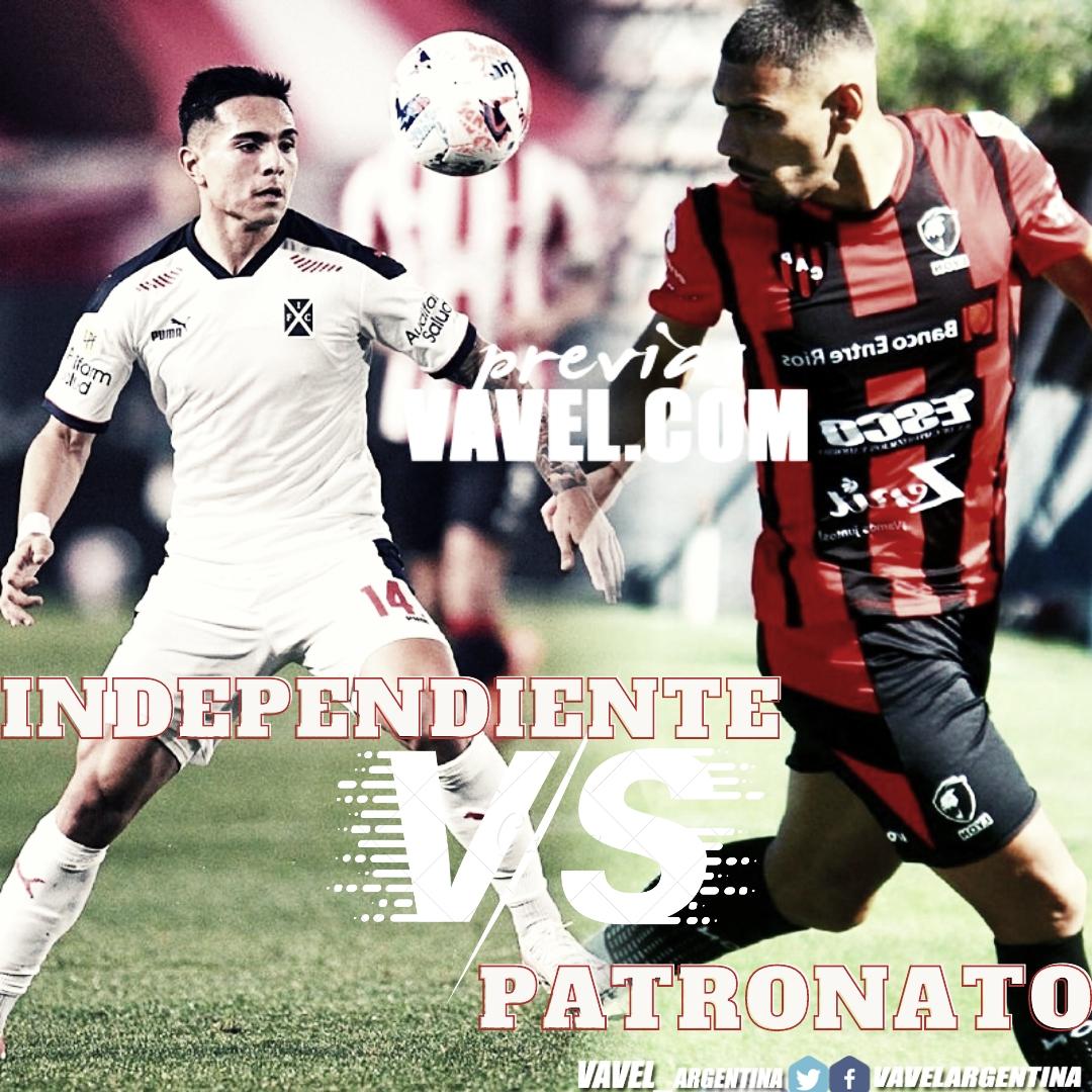 Independiente quiere bajar al Patrón