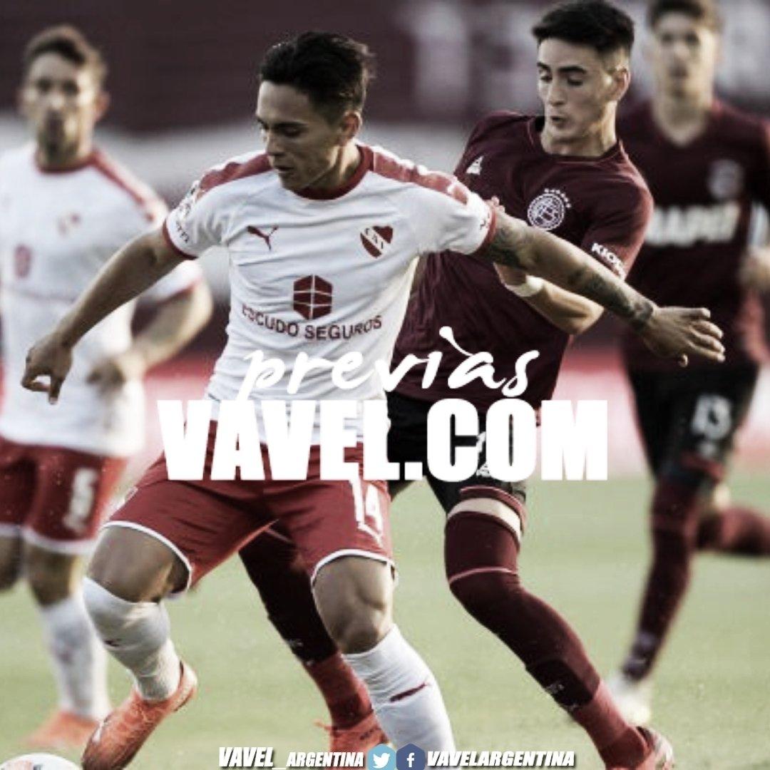 Independiente recibe a Lanús en un duelo clave