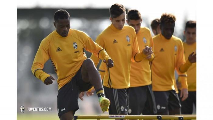 Juventus-Udinese, tre buone notizie per mister Allegri