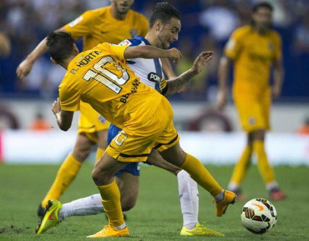 Espanyol - Málaga: puntuaciones del Málaga, jornada 4