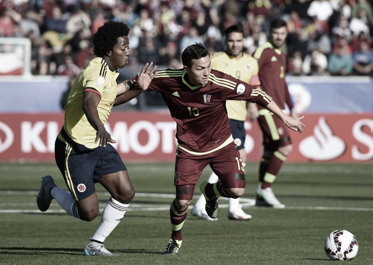 El amargo recuerdo colombiano enfrentando a Venezuela por Copa América
