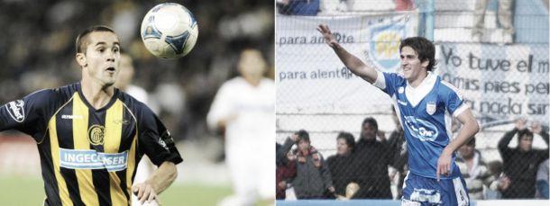Rosario Central vs Atlético Rafaela: Becker vs Albertengo.