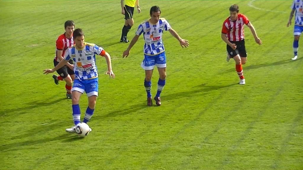 Bilbao Athletic 0-0 Arandina: Los cachorros se complican el play off