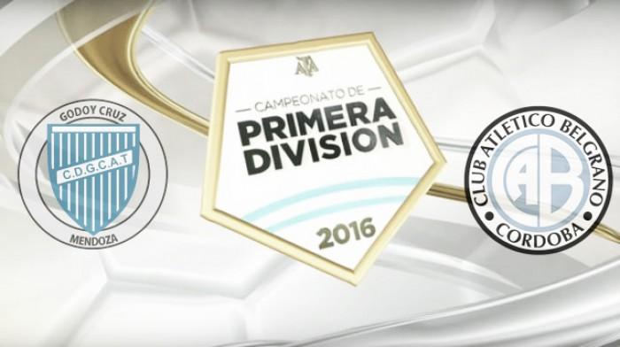 Godoy Cruz 1 - Belgrano 0