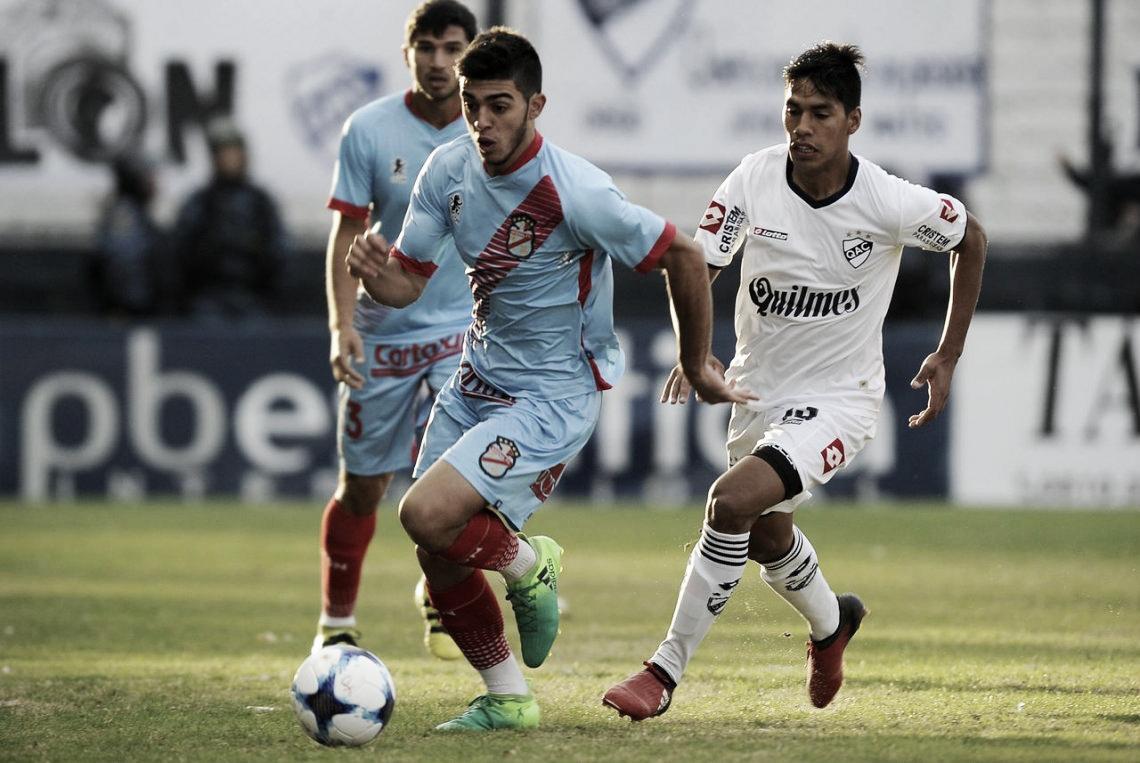 Arsenal - Quilmes: la previa del clásico