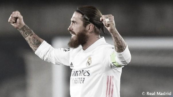Sergio Ramos sigue en duda