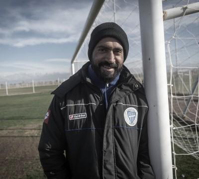 """Nicolás Olmedo: """"Vengo a sumar y tenemos que estar juntos para salir de este momento"""""""