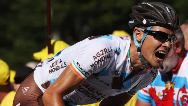 Nicolas Roche en costaud !