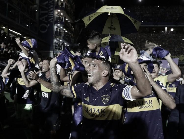 ¡Boca es el nuevo campeón de la Superliga!