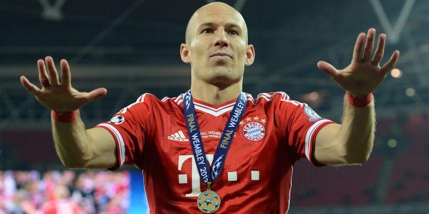 Robben veut rester au Bayern