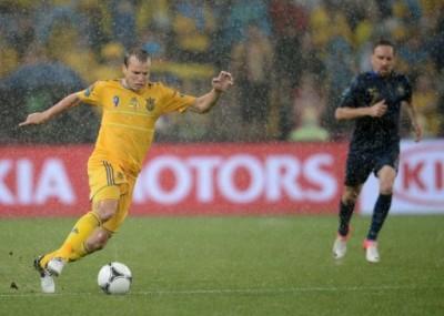 Ucrania cae ante Francia y se la jugará ante Inglaterra