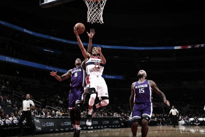 Los Wizards escalaron hacia la remontada