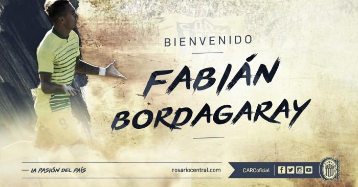 Fabian Bordagaray nuevo refuerzo Canaya