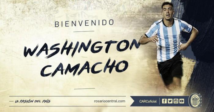 Llegó el cuarto: Washington Camacho nuevo refuerzo canalla