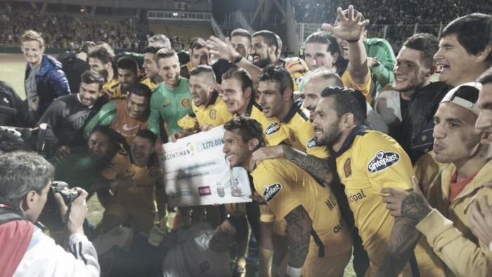"""Rosario Central 2 - 1 Boca. Puntajes del """"Canaya"""""""