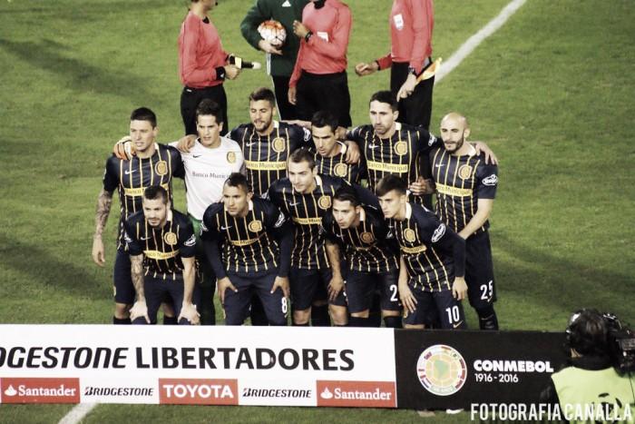 """Rosario Central 1-0 Atlético Nacional: puntajes del """"Canaya"""""""