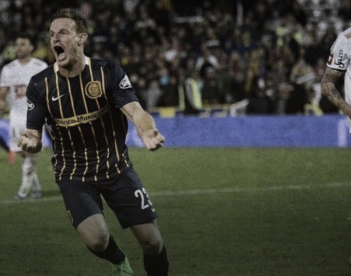 """Rosario Central 1-1 Quilmes: puntajes del """"Canaya"""""""
