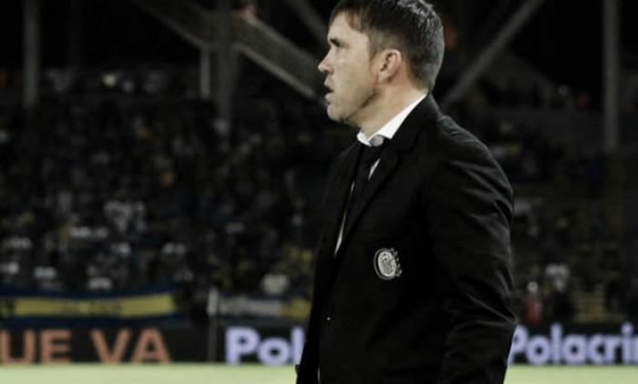 """Eduardo Coudet: """"Fue 100% mérito de los jugadores"""""""