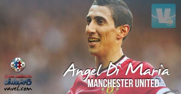 Ángel Di María: su primera temporada en Manchester