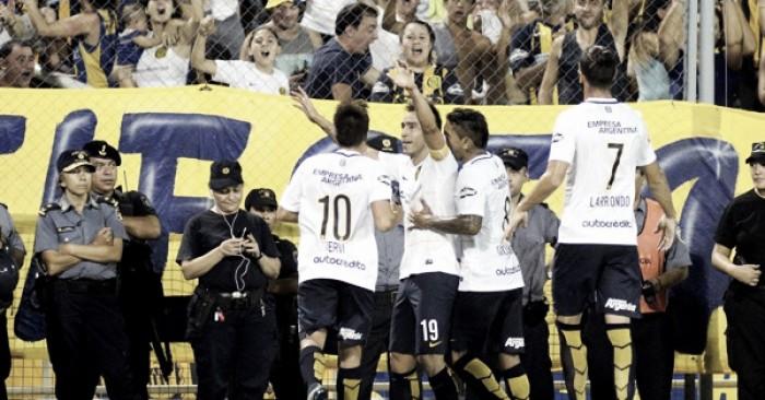 """Rosario Central 1 - 0 Godoy Cruz: puntajes del """"Canaya"""""""