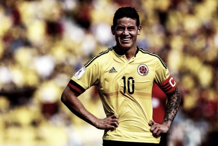 La Selección Colombia no contaría con el '10'